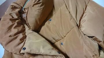 ■新品タグ付き■AMERICAN HOLIC 今期 ダウンジャケット 軽量 防寒 黄