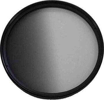 77mm ハーフND グラデーション フィルター 収納ケース付 明暗比