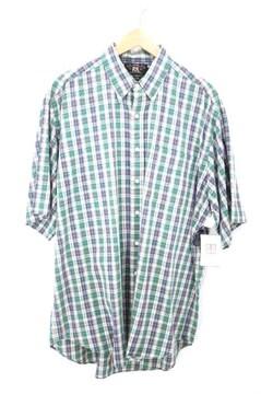 RRL RALPH LAUREN(ダブルアールエル ラルフローレン)チェック柄半袖BDシャツシャツ