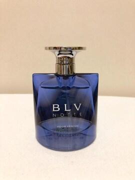BVLGARI ブルガリ ブルー ノッテ プールファム レア香水 40ml