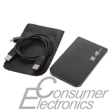 USB 2.0 480Mbpsエンクロージャケースボックス