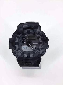 CASIO(カシオ)G-SHOCK GA-700CM-3AJF カモフラージュ 腕時計クオーツ腕時計
