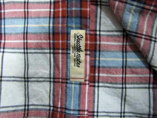 relume ジャーナルスタンダード チェックシャツ S < ブランドの