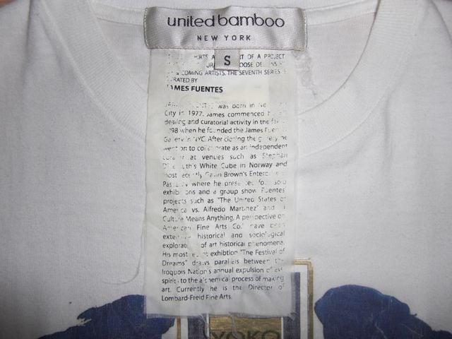 united bamboo ユナイテッドバンブー COCO  Tシャツ < ブランドの