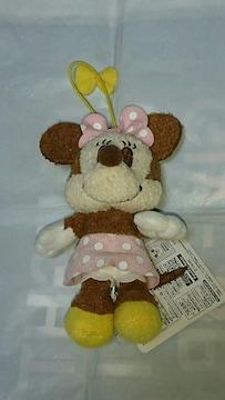 ディズニーキャラクター ちびーず パステルガーリー マスコット ミニーマウス