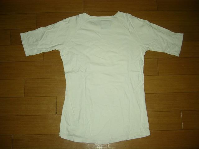 バックボーンBACKBONEカットソー5分丈Tシャツ・スカルロゴ < ブランドの