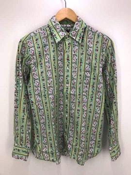 RALPH LAUREN(ラルフローレン)花柄 ストライプ シャツシャツ