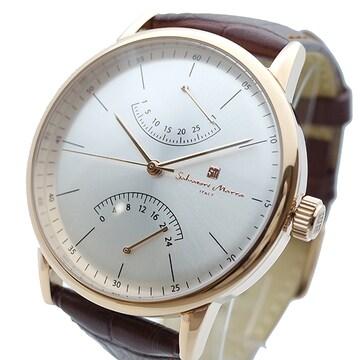 サルバトーレマーラ 腕時計 メンズ SM19105-PGSV