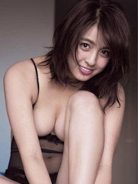 【送料無料】柳ゆり菜 最新セクシー写真フォト5枚セット2L判 B