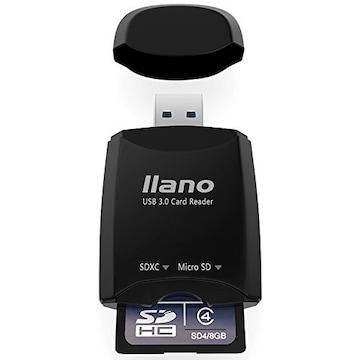 高速カードリーダー/ライター USB3.0 超コンパクト コネクタキャ
