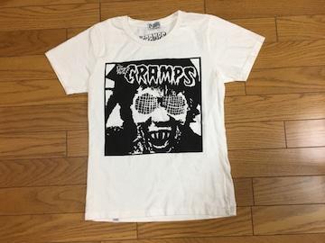 中古ヒステリックグラマー  THE CRAMPS総柄Tシャツ