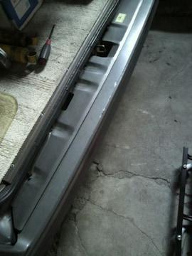 内装部品E24 キャラバン