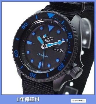 新品 即買■セイコー SEIKO 腕時計 SRPD81K1 自動巻き ブラック