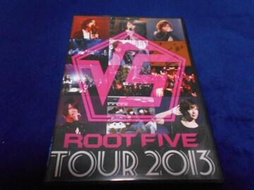 【DVD】ROOT FIVE TOUR 2013 DVD2枚組
