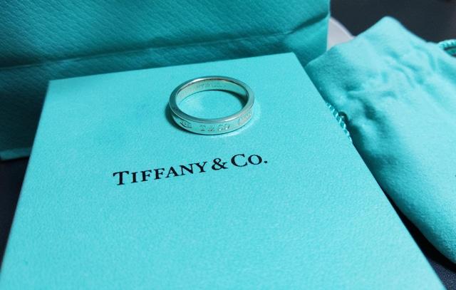 TIFFANY&Coリングティファニー指輪16号1837  < ブランドの