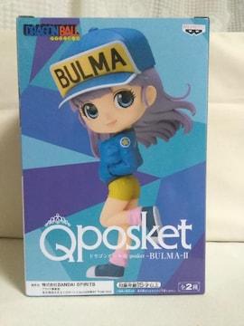 ドラゴンボールQPosket BULMAー�U B