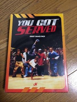 ユーガットサーブド ダンス コレクターズエディション 完全限定生産 DVD 美品