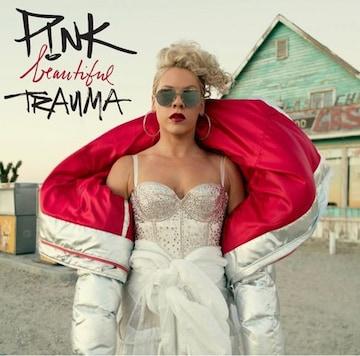 新品■Beautiful Trauma [ P!nk ] ピンク CD 切手払い可能