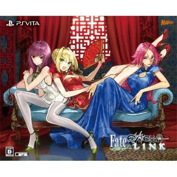 PSVita》Fate/EXTELLA LINK 限定版 [175001306]