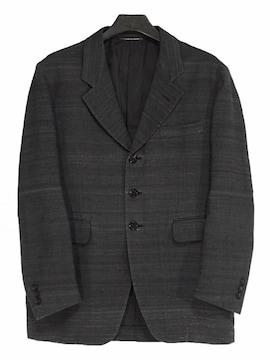 コムデギャルソンオムプリュス◆ホツレ加工テーラードジャケット
