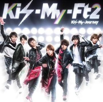 Kis-My-Ft2★Kis-My-Journey 限定盤