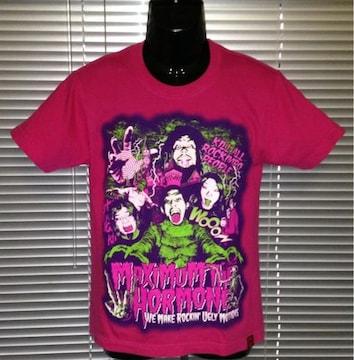 《マキシマム ザ ホルモン》Tシャツ MAXIMUM THE HORMONE ツアー