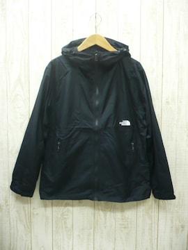 即決☆ノースフェイス 特価 マウンテンパーカー BLK/L 新品