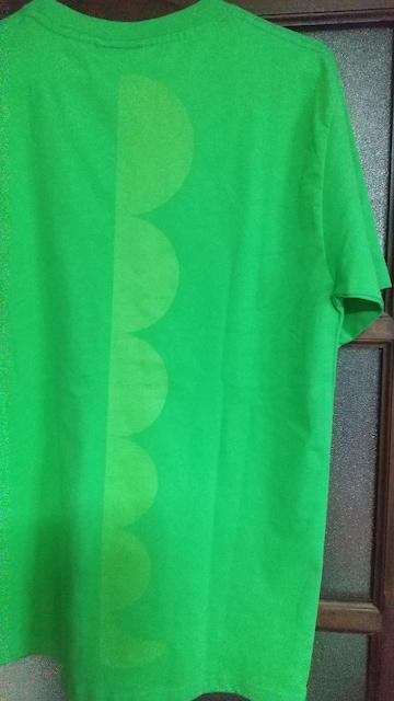 LLサイズ紳士サイズ!ガチャピン!ゆるかわいい!半袖Tシャツ!新品タグ付き! < 男性ファッションの