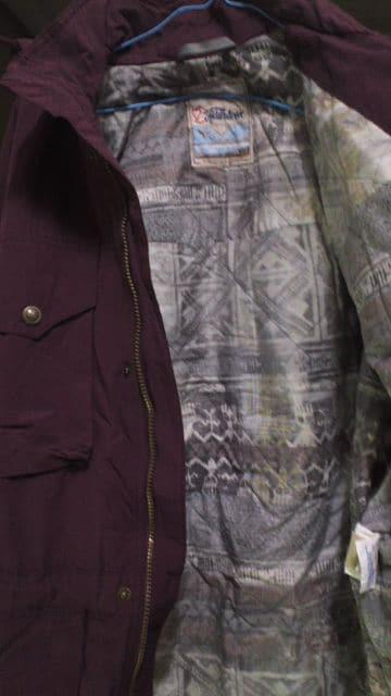 フェールラーベン ジャケット  未使用品。 < 男性ファッションの