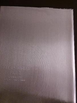 T.M.Revolution「FILE 2/ARENA37℃ SCENE '01-'06」初版