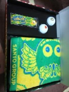 ギンギラパラダイス情熱カーニバル ゴルフセット