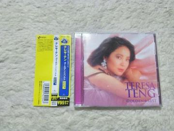 CD テレサテン ベスト '12/12 全18曲 帯付