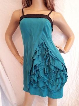 グレースコンチネンタル フラワー ワンピース ドレス 結婚式