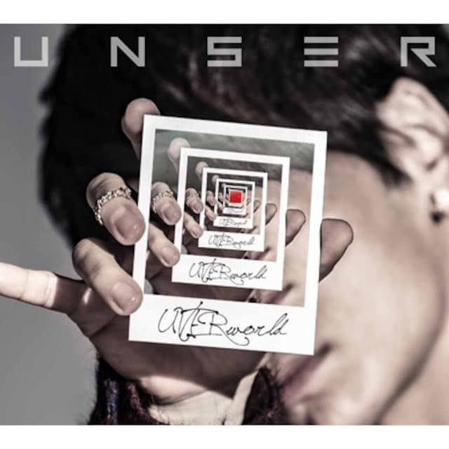 即決 UVERworld UNSER CD+Blu-ray Disc 初回限定盤A 新品  < タレントグッズの