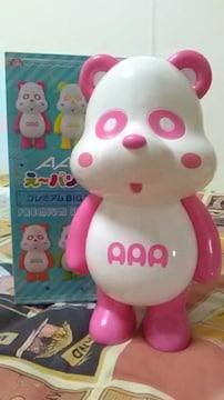 AAA・え〜パンダ・プレミアムBIGフィギュア・桃 末吉