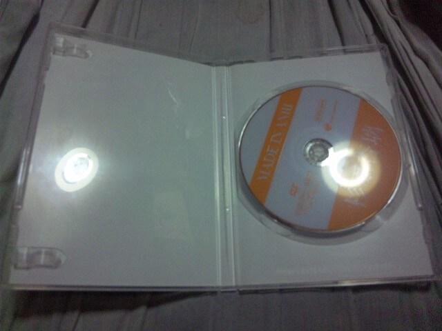 【DVD】杉原杏璃/MADE IN ANRI < タレントグッズの