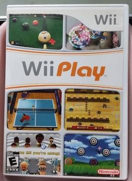 Wii Play北米版