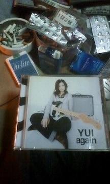 YUICD「again」通常版