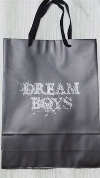 貴重『DREAM BOYS』ショッピングバッグ美品オマケ付