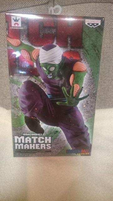 未開封 ドラゴンボール match makers マジュニア(ピッコロ)  < アニメ/コミック/キャラクターの
