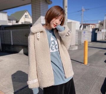 本田翼着 NIKE ACG オーバーサイズ L/STシャツ 2XL