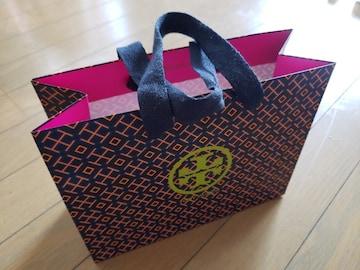 【Tory Burch★ショップ袋】ミニサイズ♪プレゼントなどに♪