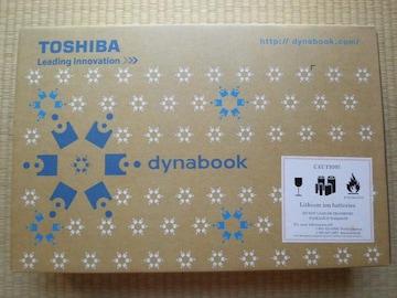 ■★TOSHIBA dynabook PAEX35KLTBLプレシャスブラック★■