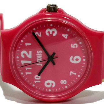 良品【980円〜】J-AXIS【JAPANムーブメント】ユニセックス腕時計