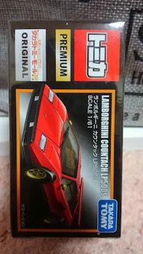 トミカ プレミアム タカラトミー限定品 ランボルギーニ カウンタックLP500S 未開封 新品
