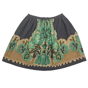 新品レッドヴァレンチノRED VALENTINO豪華フレアースカート3