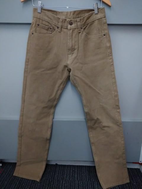 LEVI'S☆505コーデュロイパンツ  < ブランドの