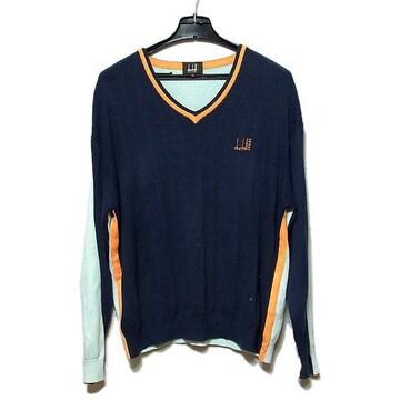 【ダンヒル/Dunhill】DUNHILL SPORT メンズセーター