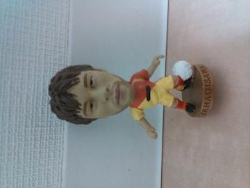 柳沢敦 メッシーナ フィギュア