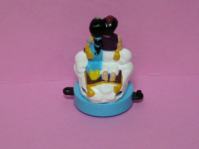 アラジン・ジャスミン DLパリ マクドナルド ハッピーミール < おもちゃの